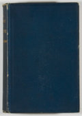 Books:Biography & Memoir, J. Marion Sims. The Story of My Life. New York: Appleton, 1885. Later impression. Octavo. 471 pages. Publisher's...