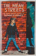Books:Mystery & Detective Fiction, Thomas B. Dewey. The Mean Streets. New York: Simon andSchuster, 1955. First edition, first printing. Octavo. 246 pa...
