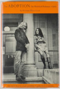 Books:Fiction, Richard Brautigan. The Abortion: An Historical Romance 1966.New York: Simon and Schuster, [1971]. First edition. Oc...