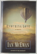 Books:Literature 1900-up, Ian McEwan. SIGNED. Enduring Love. New York: Nan A.Talese/Doubleday, [1998]. First American edition. Signed by th...