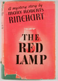 Books:Mystery & Detective Fiction, Mary Roberts Rinehart. The Red Lamp. New York: Triangle, [1939]. Later edition. Octavo. 317 pages. Publisher's bindi...