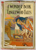 Books:Color-Plate Books, Frederick Richardson [illustrator]. Nathaniel Hawthorne. AWonder Book and Tanglewood Tales. Philadelphia: Winst...