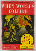 Books:Science Fiction & Fantasy, Edwin Balmer and Philip Wylie. When Worlds Collide and After Worlds Collide. Philadelphia: Lippincott, [1960]. Later...