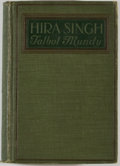 Books:Literature 1900-up, Group of Five Books by Talbot Mundy, including: Hira Singh.[1918]....