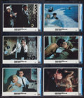 "Movie Posters:James Bond, From Russia with Love (United Artists, R-1984). CGC Graded Lobby Cards (6) (11"" X 14""). James Bond.. ... (Total: 6 Items)"