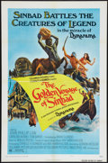 "Movie Posters:Fantasy, The Golden Voyage of Sinbad (Columbia, 1973). One Sheet (27"" X 41"") Style A. Fantasy.. ..."