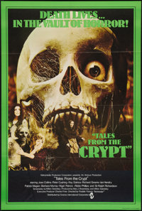 "Tales from the Crypt (Cinema International, 1972). British One Sheet (27"" X 40""). Horror"