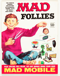 Mad Follies #4 (EC, 1966) Condition: VF/NM