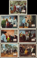 "Movie Posters:Adventure, Captain from Castile (20th Century Fox, 1947). Lobby Cards (7) (11""X 14""). Adventure.. ... (Total: 7 Items)"