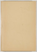 Books:Books about Books, Annual Report of The Bibliophile Society for 1925. [n. p.:Bibliophile Society, 1926]. First edition. Octavo. 112 pa...