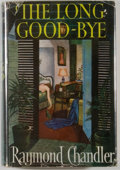 Books:Mystery & Detective Fiction, Raymond Chandler. The Long Good-Bye. London: HamishHamilton, [1953]. First British edition, first printing. Octavo....