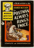 Books:Mystery & Detective Fiction, James M. Cain. The Postman Always Rings Twice. New York:Avon, [1942]. Avon Murder Mystery Monthly #6. First paperba...