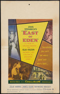 """Movie Posters:Drama, East of Eden (Warner Brothers, 1955). Window Card (14"""" X 22""""). Drama.. ..."""