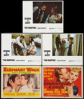 "Movie Posters:Adventure, Elephant Walk & Others Lot (Paramount, 1954). Title Card andLobby Cards (4) (11"" X 14""). Adventure.. ... (Total: 5 Items)"