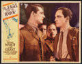 """Movie Posters:War, The Eagle and the Hawk (Paramount, 1933). Lobby Card (11"""" X 14"""").War.. ..."""