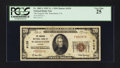 National Bank Notes:Virginia, Warrenton, VA - $20 1929 Ty. 1 The Fauquier NB Ch. # 6126. ...