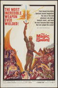 """Movie Posters:Fantasy, The Magic Sword (United Artists, 1962). One Sheet (27"""" X 41"""").Fantasy.. ..."""