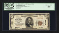 National Bank Notes:Virginia, Culpeper, VA - $5 1929 Ty. 1 The Second NB Ch. # 5394. ...