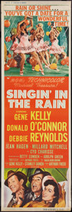 "Movie Posters:Musical, Singin' in the Rain (MGM, 1952). Door Panel (20"" X 60"") #2.Musical.. ..."