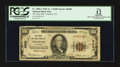 National Bank Notes:Colorado, Trinidad, CO - $100 1929 Ty. 1 The First NB Ch. # 2300. ...