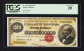 Large Size:Gold Certificates, Fr. 1178 $20 1882 Gold Certificate PCGS Very Fine 20.. ...