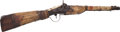 Long Guns:Other, Native American Adaptation of a Mid-Nineteenth Century Percussion Rifle....