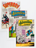 Silver Age (1956-1969):Superhero, Superboy-Related Group (DC, 1962-76).... (Total: 5 Comic Books)