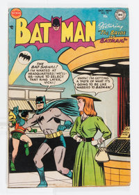 Batman #79 (DC, 1953) Condition: VG