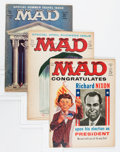 Magazines:Mad, Mad Group Magazines (EC, 1961-2000) Condition: Average VG/FN....(Total: 37 Comic Books)