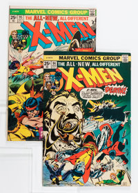 X-Men #94 and 95 Group (Marvel, 1975) Condition: Average FN.... (Total: 2 Comic Books)