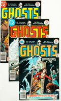 Bronze Age (1970-1979):Horror, Ghosts Group (DC, 1977-78) Condition: Average VF/NM.... (Total: 17Comic Books)