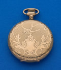 Timepieces:Pocket (post 1900), Illinois 17 Jewel 16 Size Hunter's Case Pocket Watch. ...