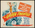 "Movie Posters:Documentary, The Golden Twenties (RKO, 1950). Title Lobby Card (11"" X 14""). Documentary.. ..."