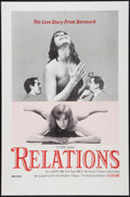 """Movie Posters:Adult, Relations and Other Lot (CFP, 1971). One Sheets (2) (27"""" X 41"""" and 28"""" X 42""""). Adult.. ... (Total: 2 Items)"""