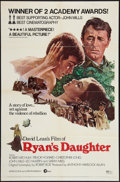 "Movie Posters:Drama, Ryan's Daughter (MGM, 1970). One Sheets (2) (27"" X 41"") RegularStyle and Style C. Drama.. ... (Total: 2 Items)"