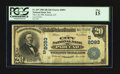 National Bank Notes:Kentucky, Paducah, KY - $20 1902 Date Back Fr. 647 The City NB Ch. # (S)2093....