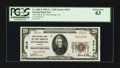 National Bank Notes:Virginia, Petersburg, VA - $20 1929 Ty. 1 First NB & TC Ch. # 3515. ...