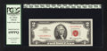 Small Size:Legal Tender Notes, Fr. 1513* $2 1963 Legal Tender Note. PCGS Superb Gem New 69PPQ.. ...