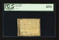 Colonial Notes:Massachusetts, Massachusetts May 5, 1780 $4 PCGS Extremely Fine 40PPQ.. ...