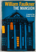 Books:Literature 1900-up, William Faulkner. REVIEW COPY. The Mansion. New York: Random House,[1959]. First edition, first printing. Review slip lai...
