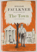 Books:Literature 1900-up, William Faulkner. The Town. New York: Random House, [1957].First edition, first printing. Octavo. 371 pages. Pu...