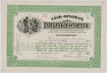 Antiques:Posters & Prints, Lot of Two Early 20th Century Mining Company Stock Certificatesfrom Utah-Bingham Mining Company. Each measures 11 x...