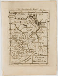 Antiques:Posters & Prints, Group of 16 Maps of Eighteenth Century Europe. [ca. 1790]. Eachmeasures 8 x 6 inches. Minor toning with occasional soiling....