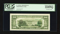 Error Notes:Third Printing on Reverse, Fr. 2075-E $20 1985 Federal Reserve Note. PCGS Choice About New 55PPQ.. ...
