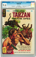 Silver Age (1956-1969):Adventure, Tarzan #157 Twin Cities pedigree (Gold Key, 1966) CGC NM+ 9.6 White pages....