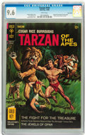 Silver Age (1956-1969):Adventure, Tarzan #161 Twin Cities pedigree (Gold Key, 1966) CGC NM+ 9.6 White pages....