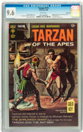 Silver Age (1956-1969):Adventure, Tarzan #175 Twin Cities pedigree (Gold Key, 1968) CGC NM+ 9.6 White pages....