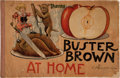 Platinum Age (1897-1937):Miscellaneous, Buster Brown #1913 At Home (Frederick A. Stokes Co., 1913)Condition: GD/VG....
