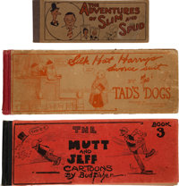 Platinum Age Group (Various Publishers, c. early 1900's) Condition: Average GD/VG.... (Total: 7 Items)