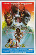 "Movie Posters:Fantasy, The Sword and the Sorcerer and Other Lot (Group 1, 1982). OneSheets (2) (27"" X 41""). Fantasy.. ... (Total: 2 Items)"